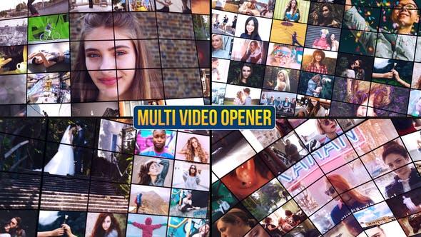 Thumbnail for Multi Video Opener