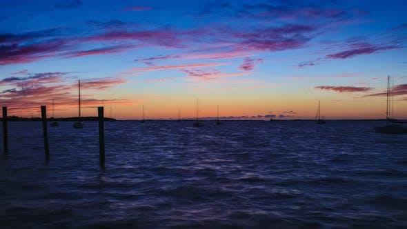 Thumbnail for Florida Key Largo Sunset 10