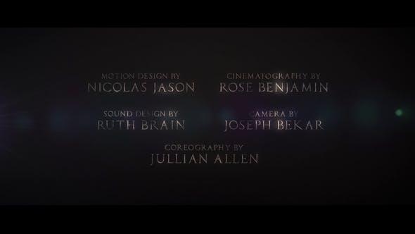 Thumbnail for Cine Title V.1