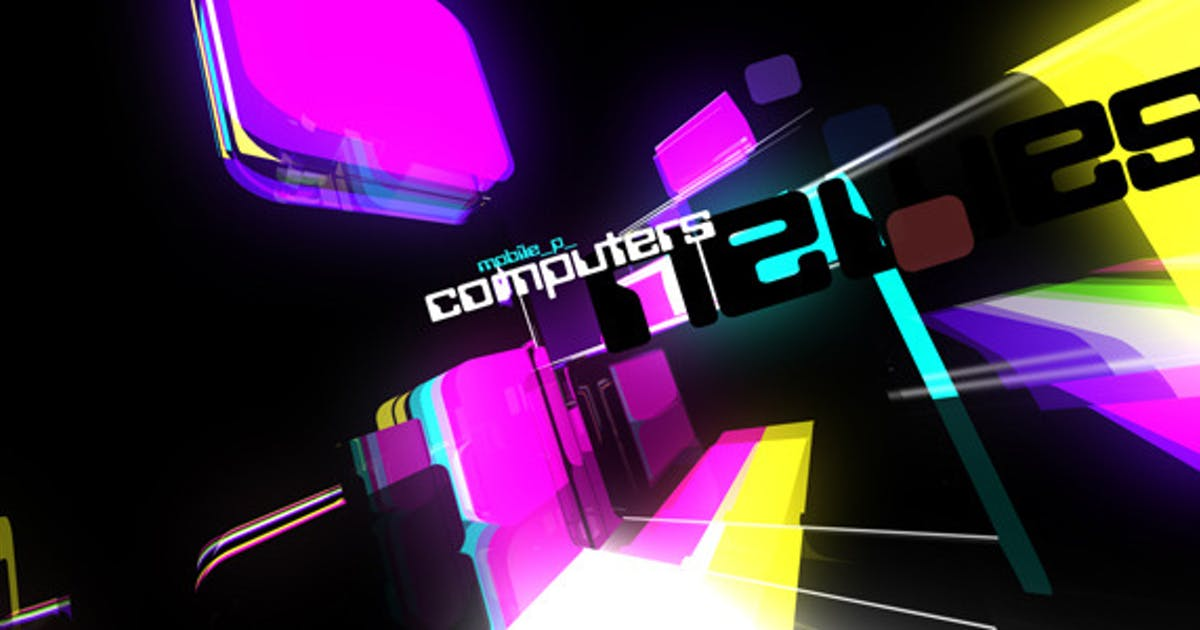 Download Hi-tech color cubes by keybal