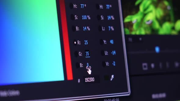 Thumbnail for Color Box Video Editing