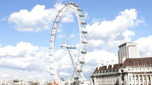 Thumbnail for London Eye In Daytime