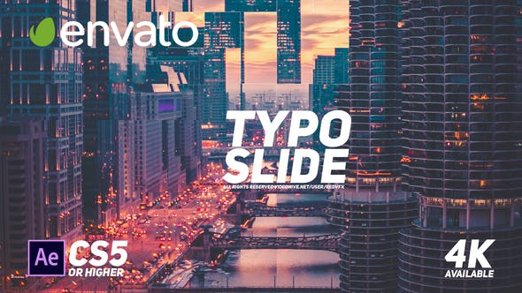 Cover Image for Rhythmic Typo Slide