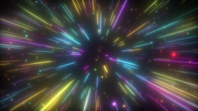 Cosmic Hyperspace Background