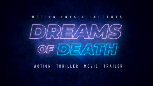 Thumbnail for Action Thriller Movie Trailer