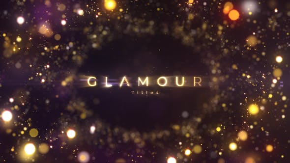 Thumbnail for Glamour Titles
