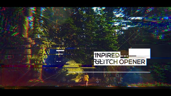 Thumbnail for Glitch Inspired Opener