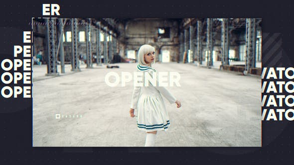 Cover Image for Typographic Opener