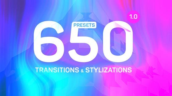 Thumbnail for Transitions & Stylizations for Premiere Pro