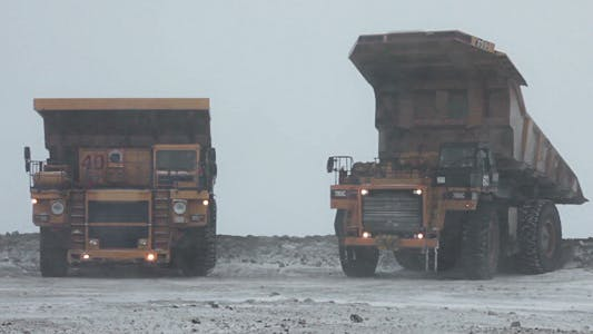 Thumbnail for Heavy Mining Dump Trucks
