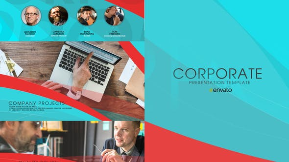 Cover Image for Corporate Business Promo