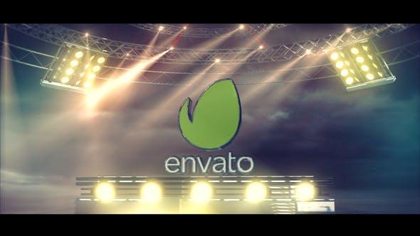 Cinematic Logo Intro