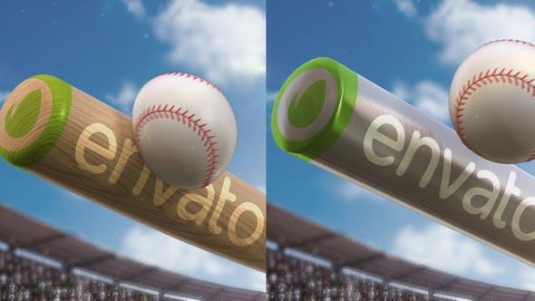 Thumbnail for Baseball Logo Reveal