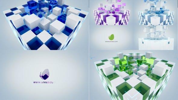 Thumbnail for Revelar Logo cubo