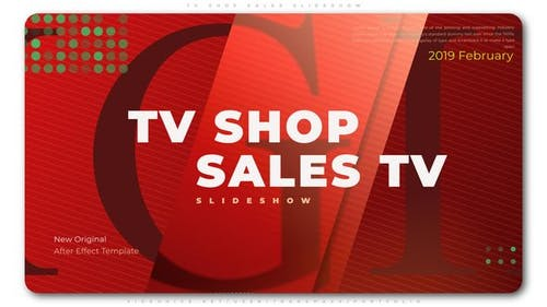 TV Shop Vertrieb Diashow