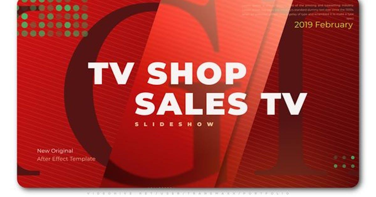 Download TV Shop Sales Slideshow by TranSMaxX
