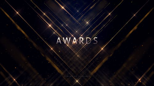 Awards Titles | Lines and Particles