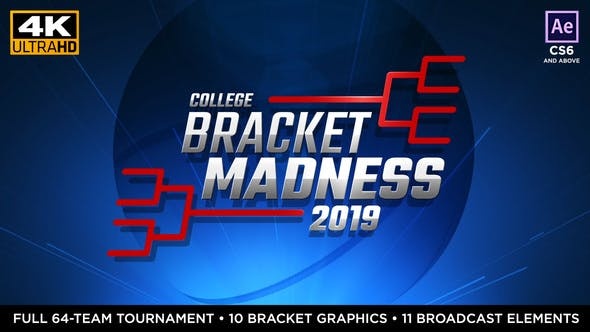 Thumbnail for College Basketball Bracket Madness