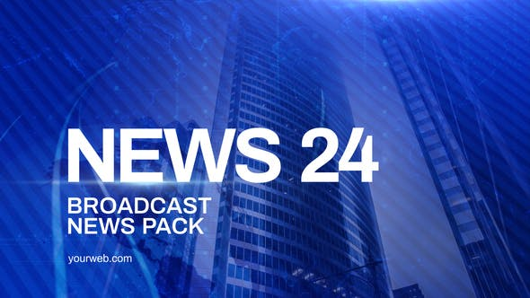 Thumbnail for News Channel Pack