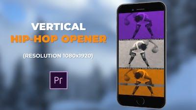 Vertical Hip-Hop Opener