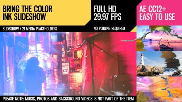 Thumbnail for Traer el color (Presentación de diapositivas de tinta)