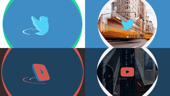 Thumbnail for Logo Media 3D