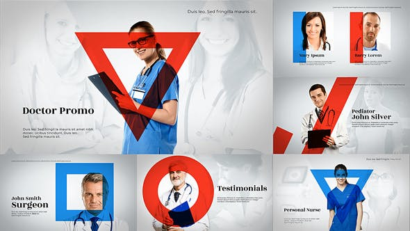 Thumbnail for Medical Healthcare Promo