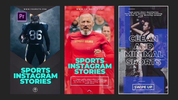 Sports Instagram Stories