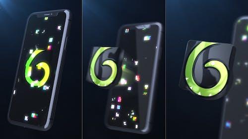 Mobile Logo Reveal