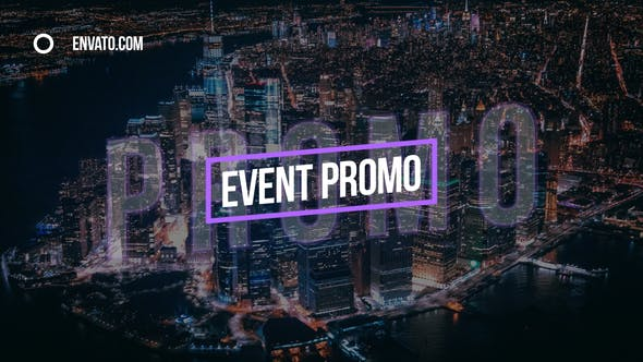 Thumbnail for Stylish Event Promo for After Effects