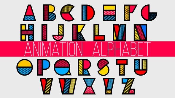 Thumbnail for Pattern Alphabet