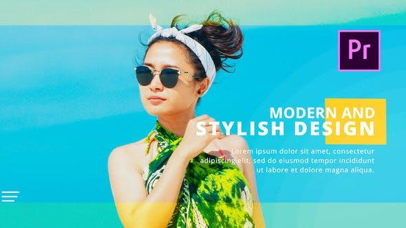 Thumbnail for Diaporama de mode