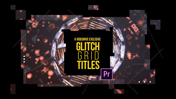 Thumbnail for Titres de la grille Glitch