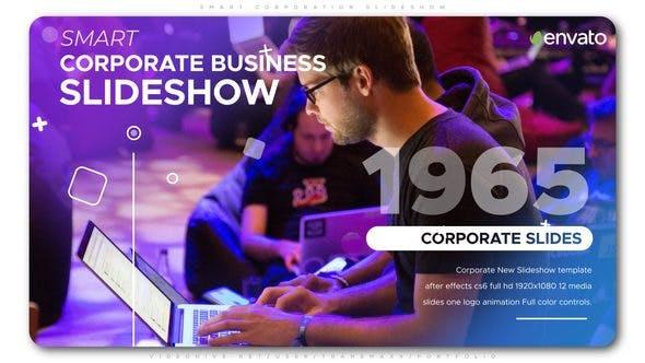 Thumbnail for Smart Corporation Slideshow