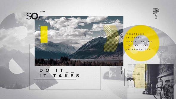Presentación de diapositivas Moderno