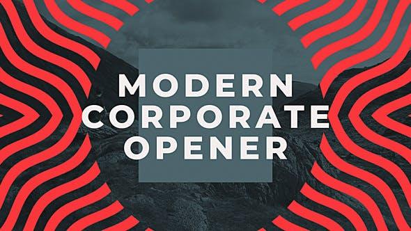 Thumbnail for Modern Corporate Opener