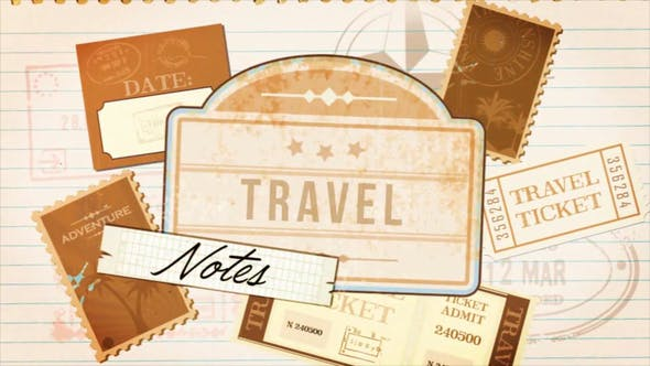 Thumbnail for Travel Notes