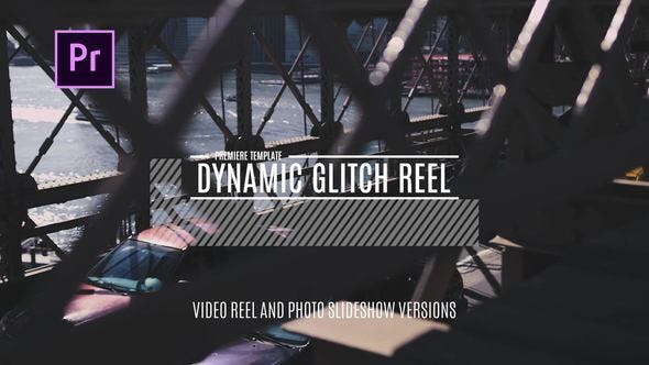 Thumbnail for Dynamic Glitch Reel