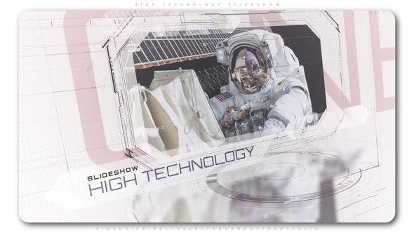 Diaporama de haute technologie