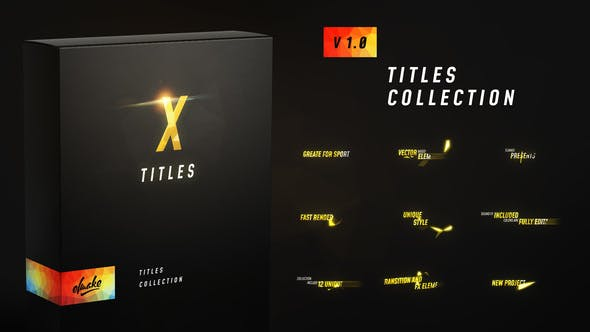Cover Image for X Titres