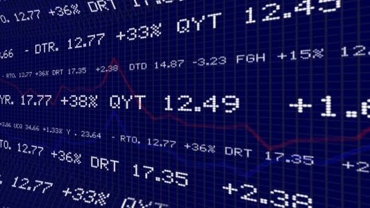 Thumbnail for Stock Market Background