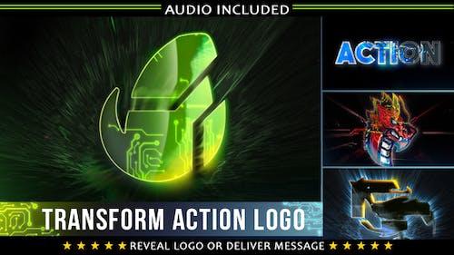 Technology Logo Intro