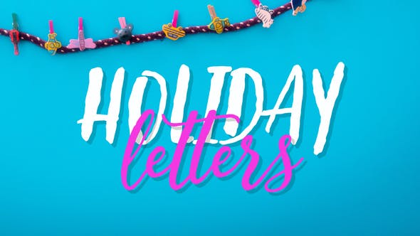 Thumbnail for Holiday Letters