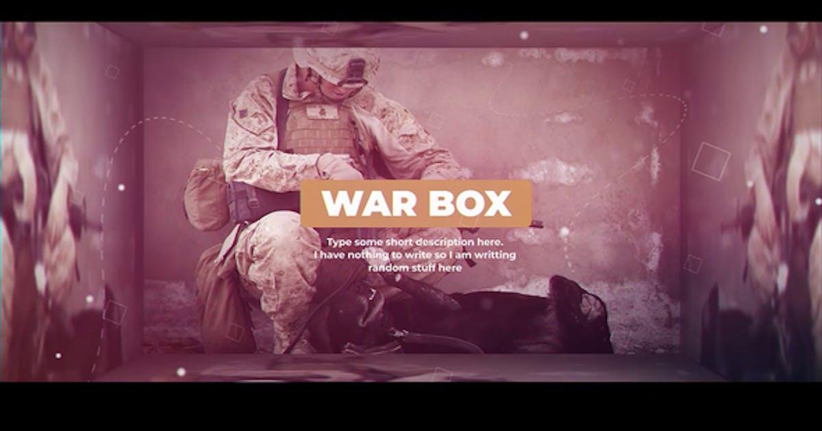 War Box by Media_Stock