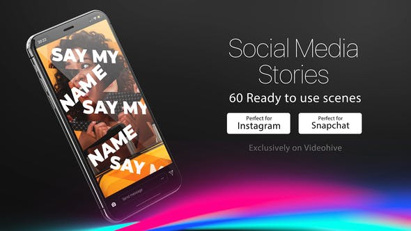 Download 38 Instagram Story Editable Video Templates