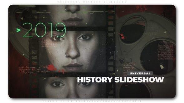 Thumbnail for Universal-Historien-Diashow