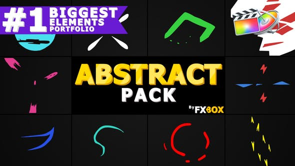 Thumbnail for Flash FX Abstract Elements | FCPX