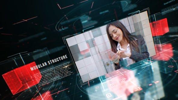Thumbnail for Hi Tech Cubes Slideshow