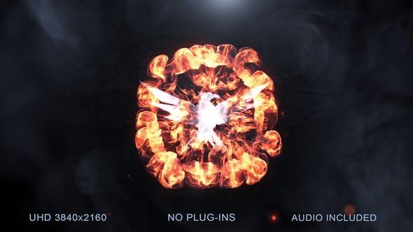 Thumbnail for Logo Slam Explosion