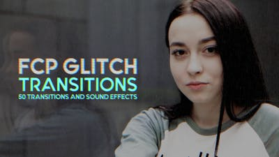 FCP Glitch Transitions